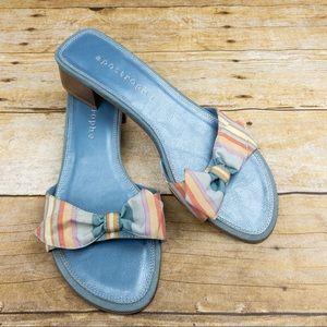Apostrophe Hayley Heeled Sandal